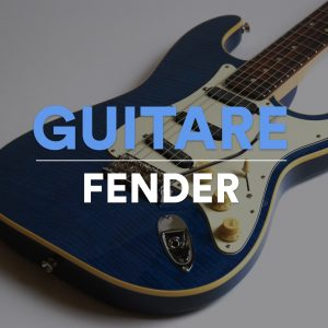 catégorie guitare fender aerodyne