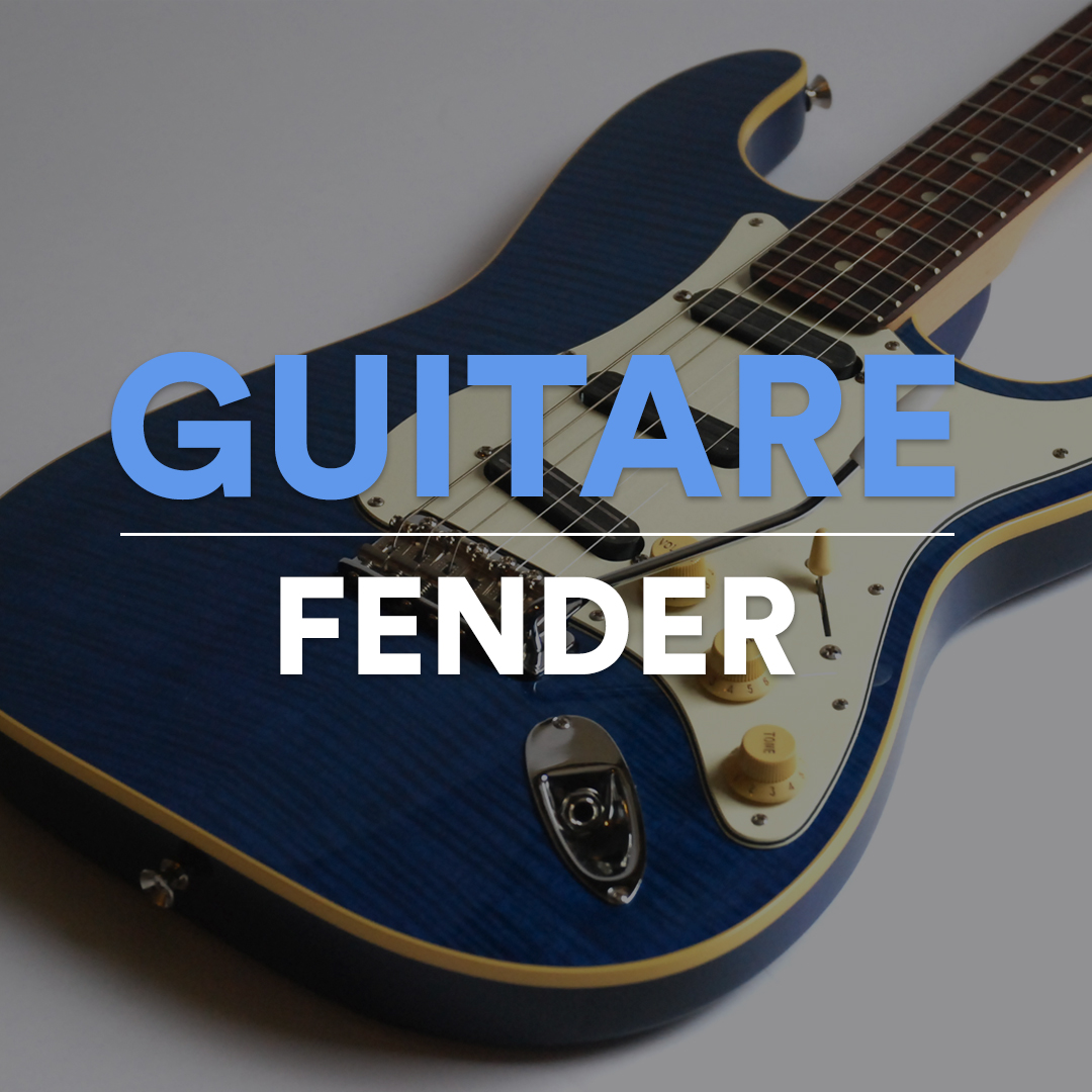 Les Guitares Fender