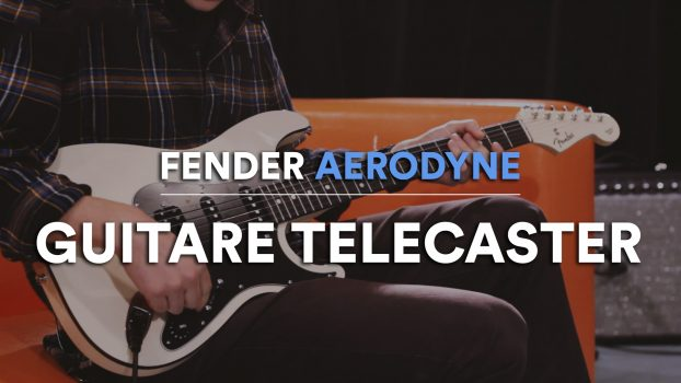 Aerodyne fender special edition telecaster