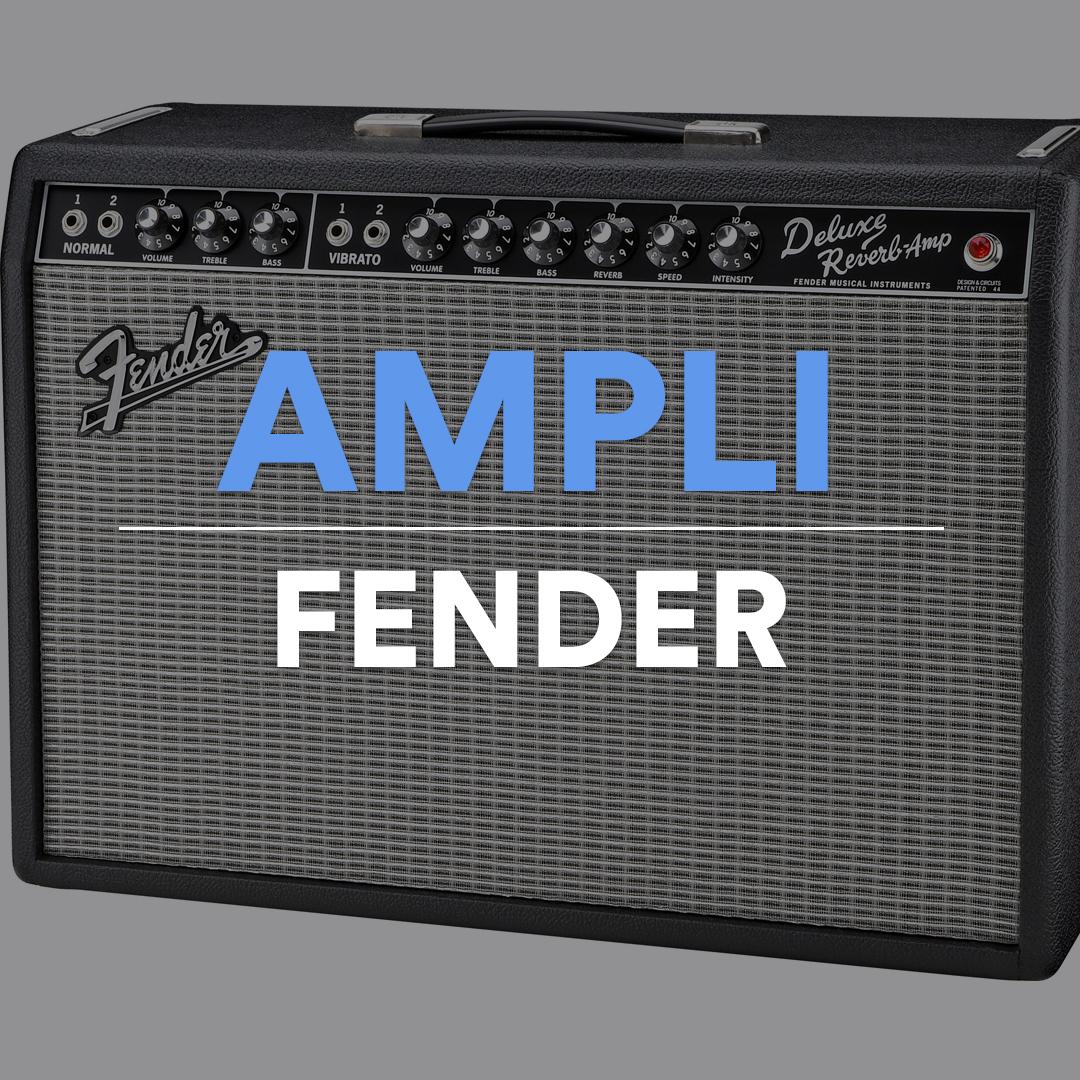 Les Ampli Fender