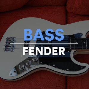 catégorie bass fender aerodyne