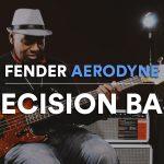La Fender Aerodyne Precision Bass : Ce que nous en avons pensé