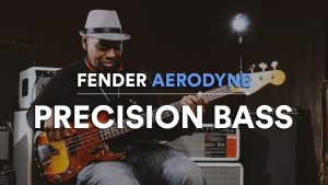 Bill dickens fender aerodyne precision bass
