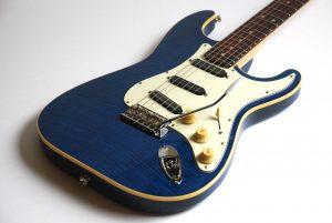 fender guitare aerodyne stratocaster japan