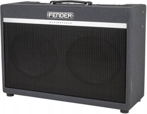 REVIEWED : AMPLI COMBO FENDER BASSBREAKER 45
