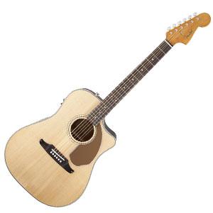Fender Sonoran SCE – Saisissez cette acoustique sur le chemin de la plage !