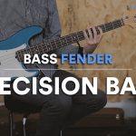 La Fender Precision Bass : Le commencement