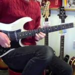 Fender aerodyne stratocaster HSS, de chez Fender