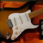 Critique de la Fender 62: American Vintage Stratocaster