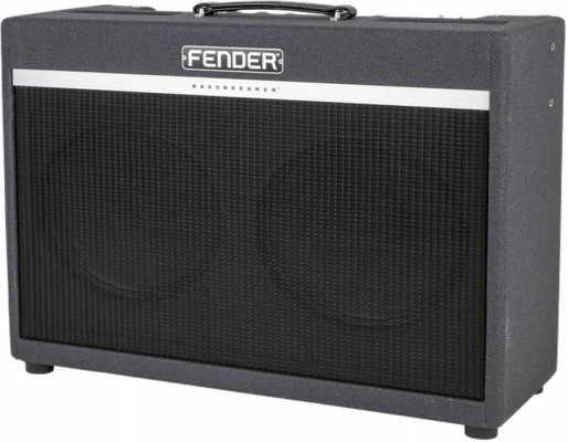 REVIEWED : AMPLI COMBO FENDER BASSBREAKER 45