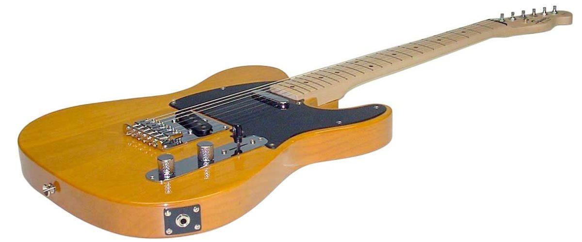 La Fender Squier Affinity Telecaster