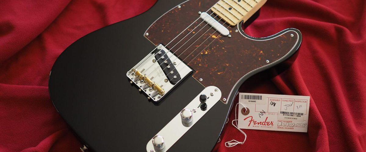 La Fender Telecaster American Special