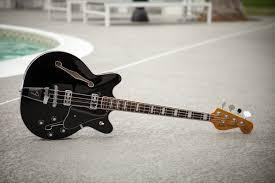 La Fender Coronado, une pièce de collection